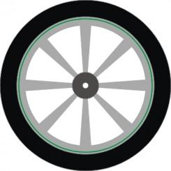 WS-16002-09 2 mm. Grøn